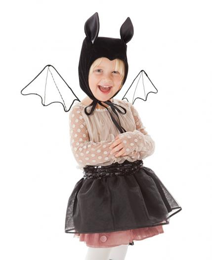DIY Kidsu0027 Halloween Costumes  sc 1 st  Parenting : child bat costume  - Germanpascual.Com