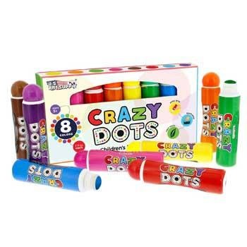 Inexpensive Christmas Gifts Crazy Dots Markers