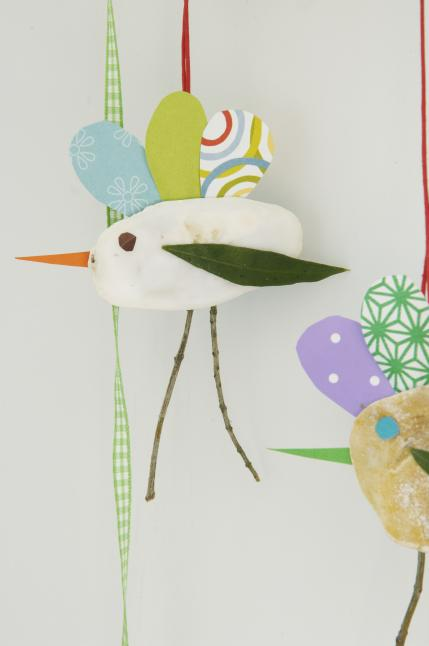 kids craft ideas for spring bird mobile craft parenting 6878