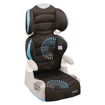 best booster seat evenflo amp