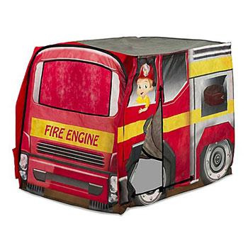 best toys fire engine tent