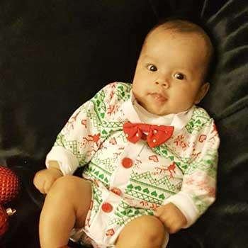 Baby First Christmas Ugly Sweater