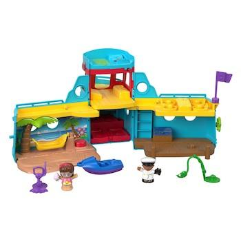 Best Gifts for 1-Year-Olds Fisher-Price Little People Travel Together Friend Ship