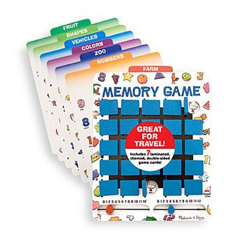 memory car game melissa and doug