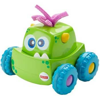 Baby Holiday Gifts Fisher-Price Press 'n Go Vehicle