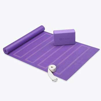 New Parents Gifts Gaiam Yoga for Beginners Kit