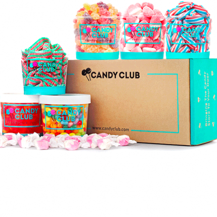gifts for tweens candy club subscription