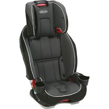 best booster seat graco slimfit