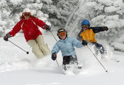 Best Family Ski Resorts Parenting