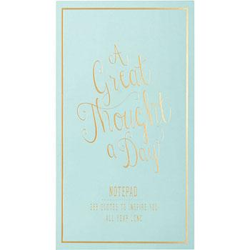 great thought a day journal