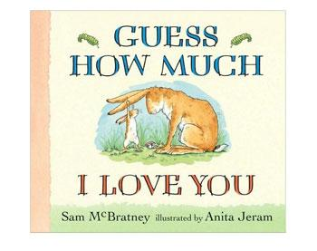 best baby book guess how much i love you