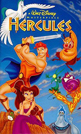 best family movies hercules