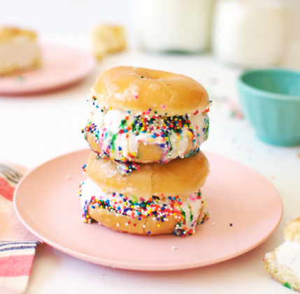 Donut Forget the Ice Cream Sandwiches