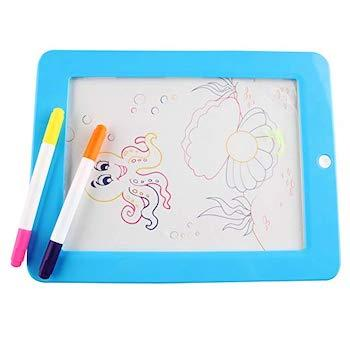 KAKIBLIN Light Up Play and Trace Drawing Tablet