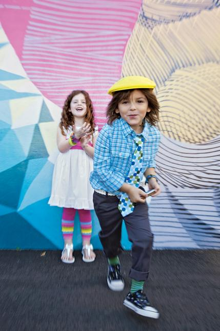 The Cutest Kids Spring Fashion Parenting