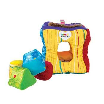 Baby Holiday Gifts Lamaze Soft Sorter Toy