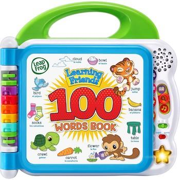 Best Gifts for 1-Year-Olds LeapFrog Learning Friends 100 Words Book