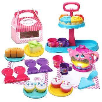 Best Gifts for 1-Year-Olds LeapFrog Sweet Treats Musical Deluxe Tea Set