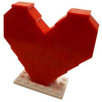 Best Valentine's Day Gift for Kids Who Love LEGOs