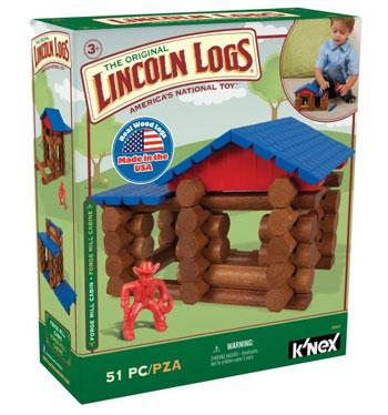 best toys lincoln logs