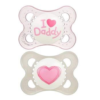 Best Valentine's Day Gift for Baby: MAM Pacifiers two-Count Baby Pacifiers