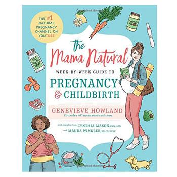 best pregnancy book mama natural guide