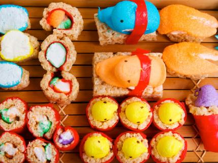 Easter Peeps Recipes Crafts And Products Parenting