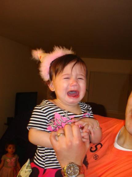The Cutest Crying Baby Pictures Parenting