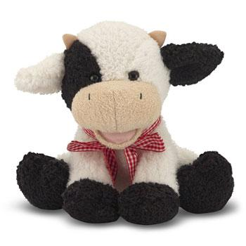 best toys stuffed calf
