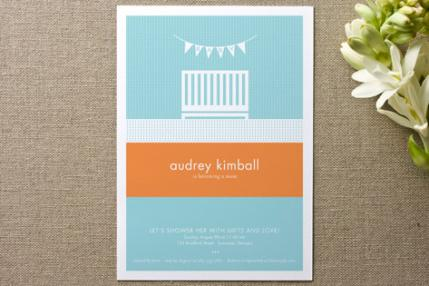 Cute Baby Shower Invitations