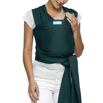 New Parents Gifts Moby Wrap Baby Carrier