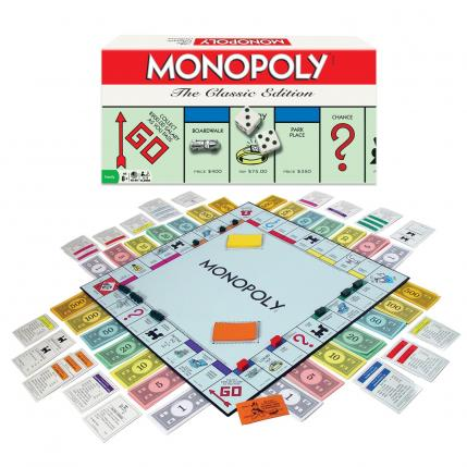 games for brain power monopoly