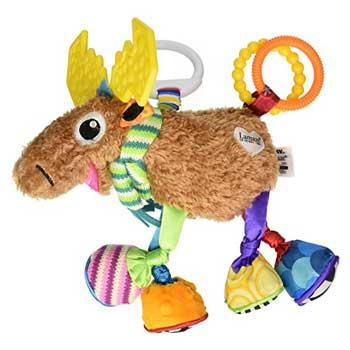 Baby Holiday Gifts Lamaze Mortimer the Moose