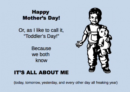 honest mother s day cards parenting