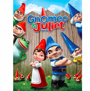 Valentine's Day Movies for Kids Gnomeo and Juliet