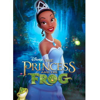 Valentine's Day Movies for Kids The Princess & the Frog