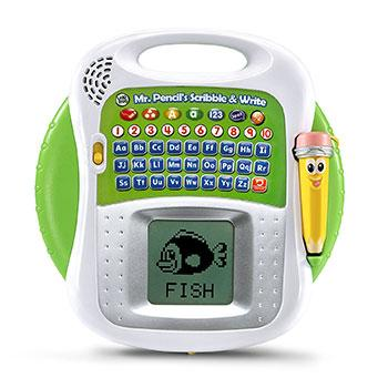educational electronic toys leapfrog scribble and write