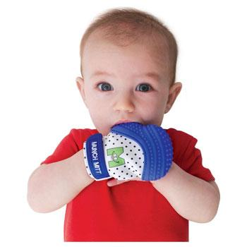 best teething toys munch mitt