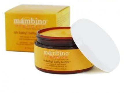 Mambino Organics Oh Baby! Belly Butter