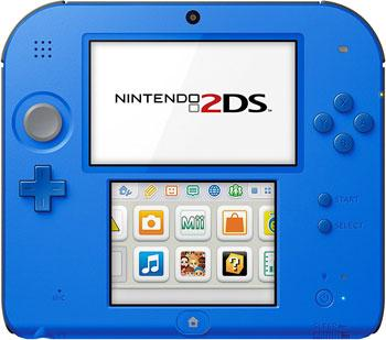 nintendo 2ds game console