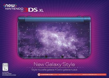 nintendo 3ds xl game console