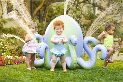 Michael Larson - 5 Fun Outdoor Baby Toys Parenting