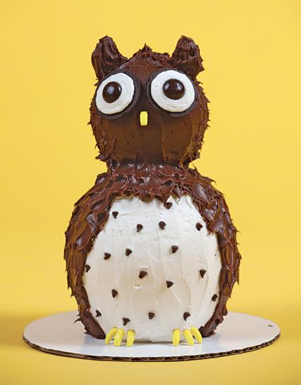 Forest Animal Themed Birthday Party