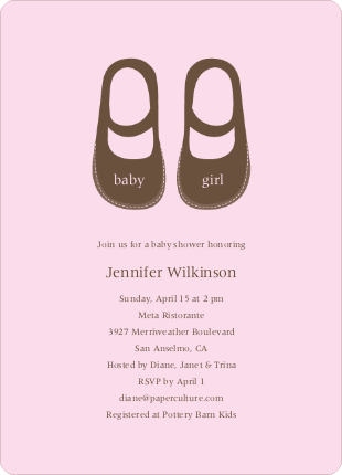 Cute Baby Shower Invitations Parenting