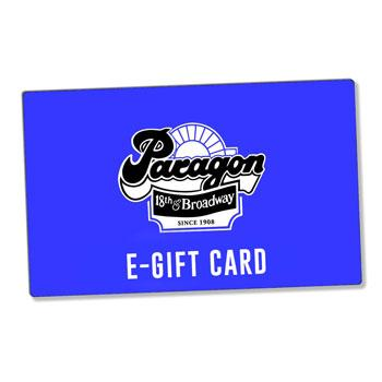 Paragon Sports Gift Card