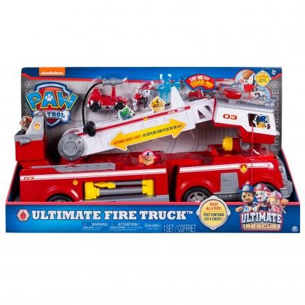 PAW Patrol Ultimate Fire Truck Toddler Toys