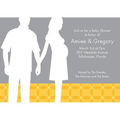 Cute baby shower invitations parenting peartreegreetings couples shower filmwisefo