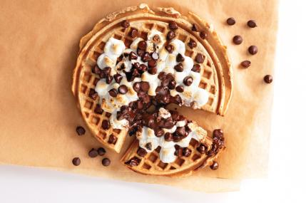 Easy Waffle Recipes for Kids