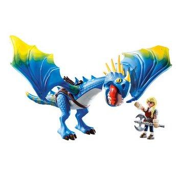 How to Train Your Dragon Toys PLAYMOBIL 'How to Train Your Dragon' Astrid & Stormfly
