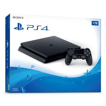 playstation 4 slim game console